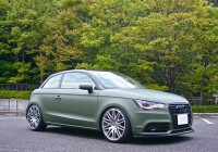 Audi A1 urban racer limited