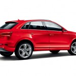 Audi Q3 color selection – Misano Redを発売