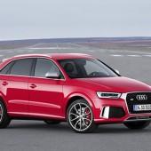 Audi Q3 / RS Q3 を発売