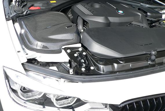 ラムエアシステム BMW F30 320i LCI (後期) 2.0 TURBO ( 2015~ ) 用がラインナップ