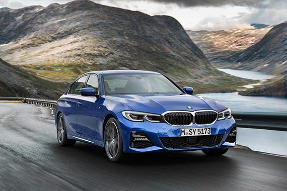 新型BMW 3シリーズを発表